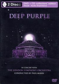 Cover Deep Purple - In Concert With The London Symphony Orchestra [DVD]
